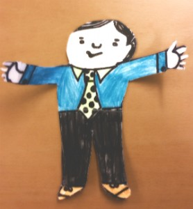 Flat Stanley - small